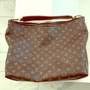 Louis Vuitton Sully Monogram MM